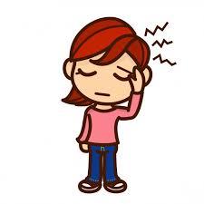 突然頭痛になったが何が原因と考えられるか!!