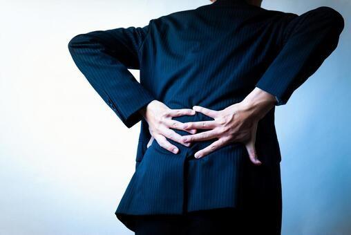 佐久市らいおんハート整骨院 慢性腰痛、筋筋膜性腰痛、ぎっくり腰の原因とディスクワークによる猫背の関係は? 佐久市の整骨院 整体院